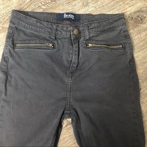 Boden The Brighton Biker Skinny Moto Jeans